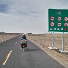 Keine Fahrräder?