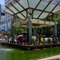 Stadtzentrum Kunming