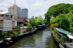 Bangkoks Kanäle.