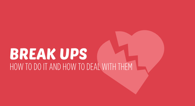 how to break up with someone i love