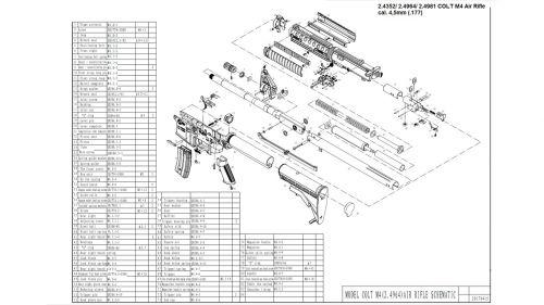 Colt M4 Schematic Diagram Wiring Schematic Diagram