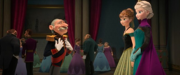 elsa y anna las princesas de Arendel