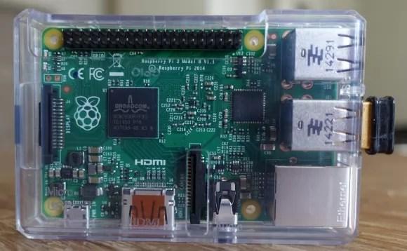 Quirky Xerus 8.1 läuft auch auf einem Raspberry Pi 2