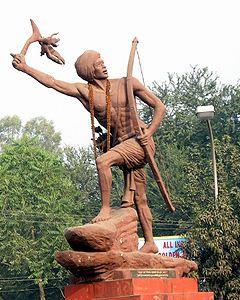 Birsa_Munda_Statue
