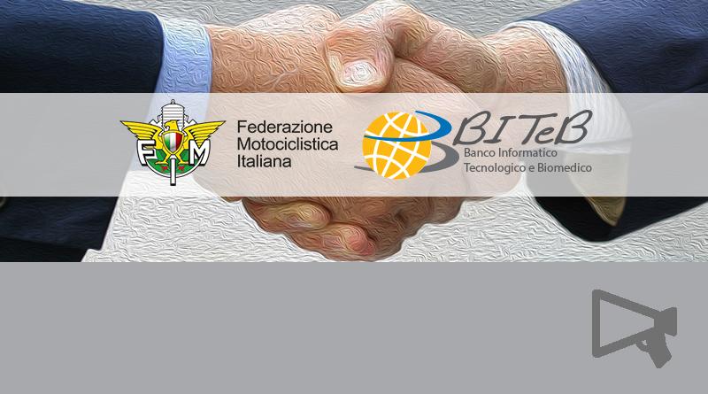 BITeB accordo con la Federazione Motociclistica Italiana