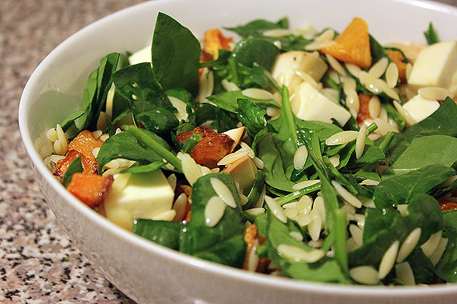 20160105_butternut spinach orzo 4