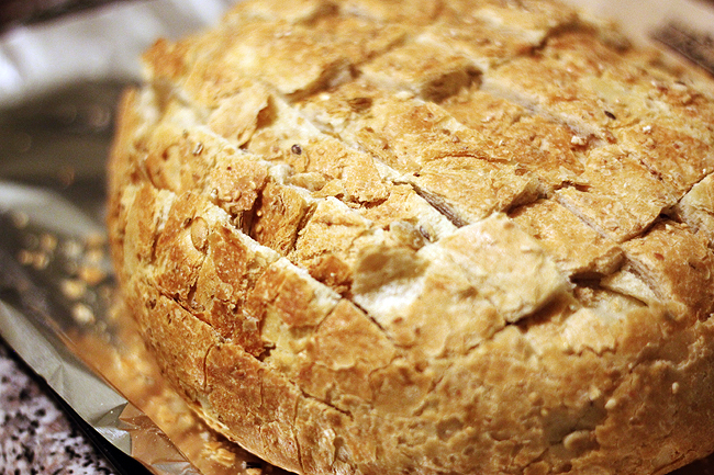 pull-apart bread 1