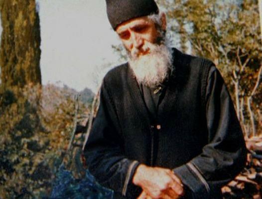 """""""Mudre"""" misli i izreke Starac-Pajsije-Svetogorac"""
