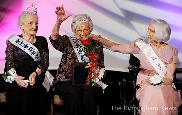 Nursing Home Beauty Pageant Maybe Alyssa And I Will Start These   Occupational  Therapist Job Description