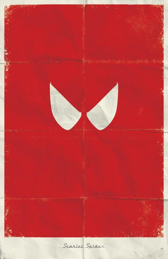 Real Hd Wallpapers 1080p 21 Minimalistic Superhero Posters Bit Rebels