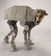 Epic AT-AT Star Wars Dog Costume | Bit Rebels