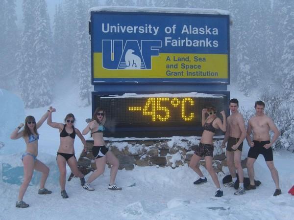 University of Alaska