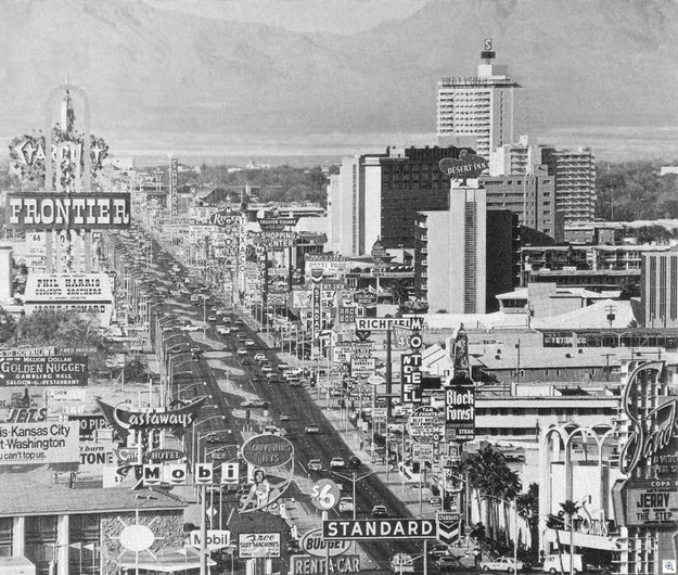 Las vegas 1968