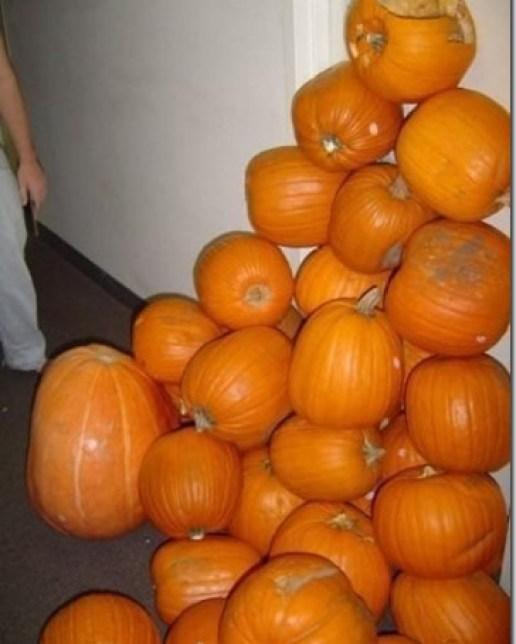 Halloween dorm room prank