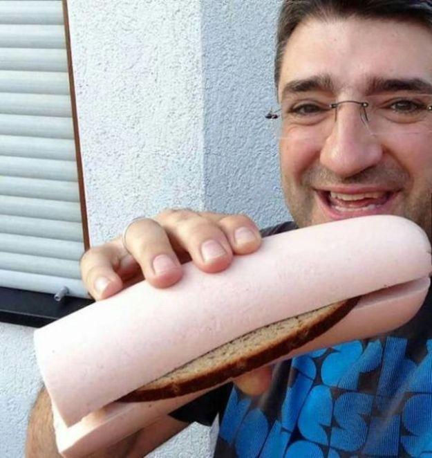 Reverse Sandwich