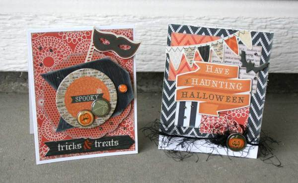 Halloween MME Cards