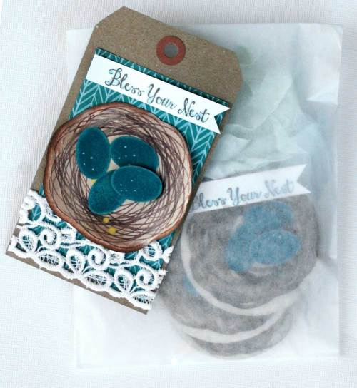 Spring Gift Tags-Bless Your Nest @bandppaperlab