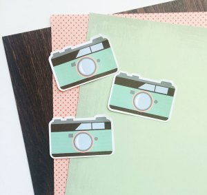 Match your Print & Cut images to your patterned papers