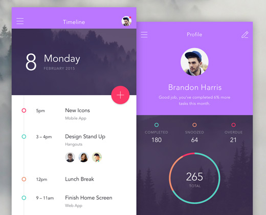 Best Calendar On Android Best Calendar Apps For Android Androidpit 40 Material Design Android Apps For Clean User Interfaces