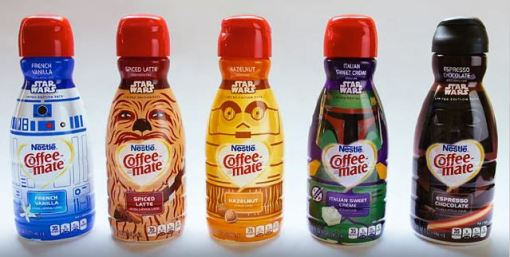 star wars creamer