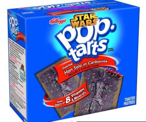 carbonite pop tart