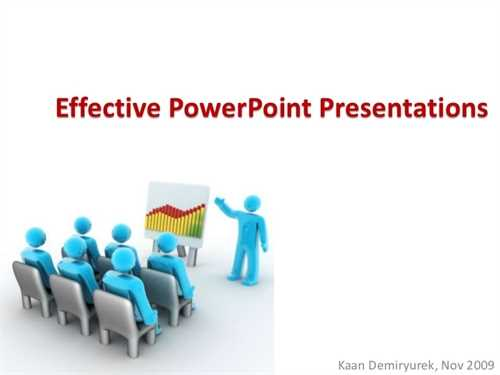 How to Create an Effective PowerPoint Presentation Biyani Group of
