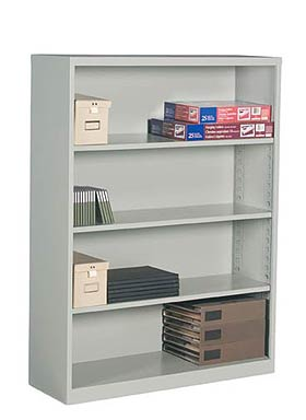 Global Total Office Metal Bookcases