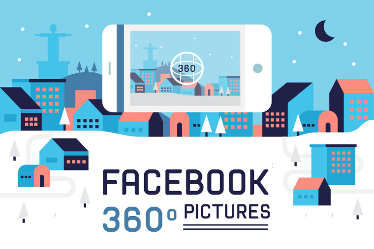 Facebook 360 Photos Brings VR to The Mass (Infographic)