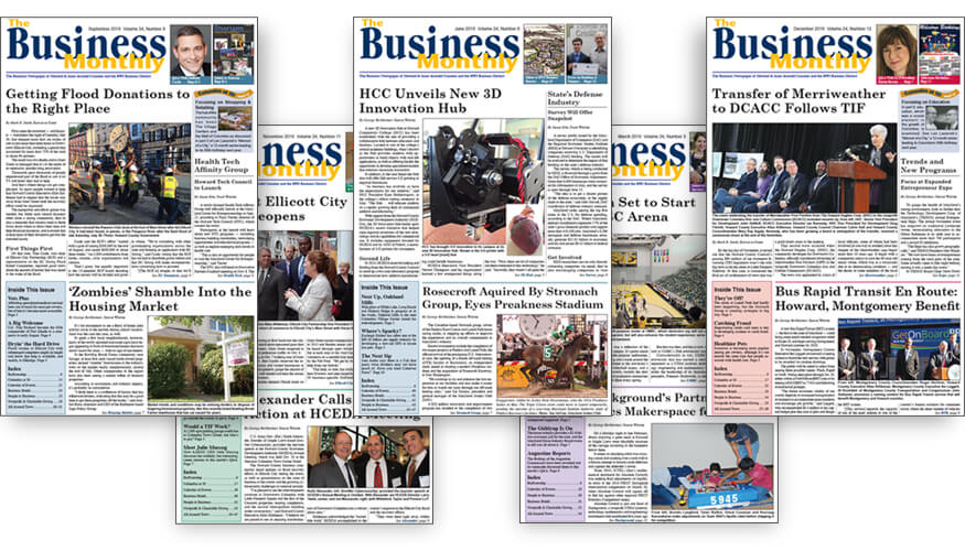 About Us The Business Monthly \u2013 Business-To-Business Newspaper