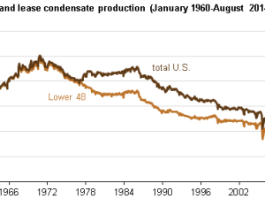 The Shale Gale has taken US oil production to its highest level in almost 30 years.