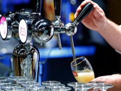 AB InBev shares climb on SABMiller cost savings, profit growth