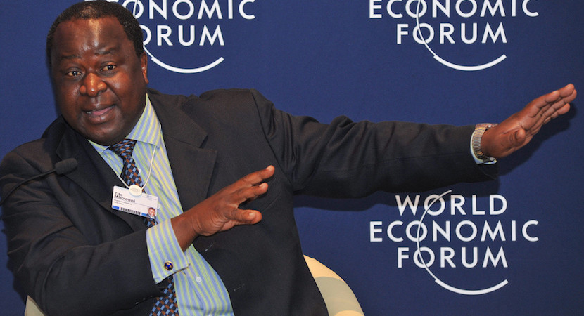 Mboweni 'fired' from BRICS Bank. Still no spot for Nene despite Zuma promise.