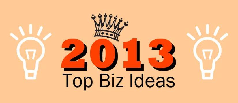 top business ideas
