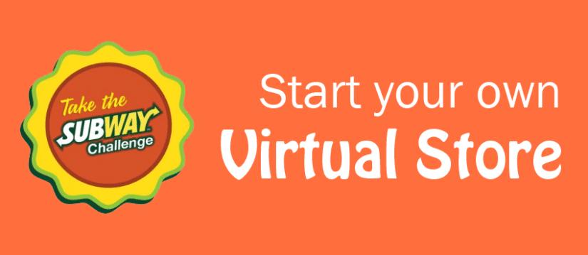 subway virtual store contest