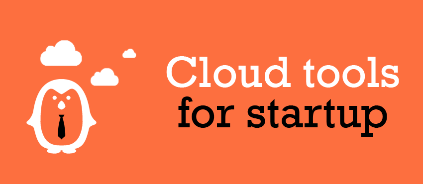 cloud tools for startup