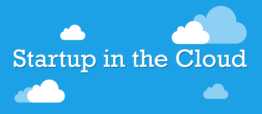 startup in the cloud