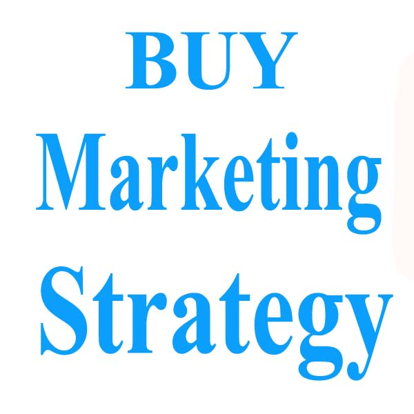 Buy Best Marketing Strategy