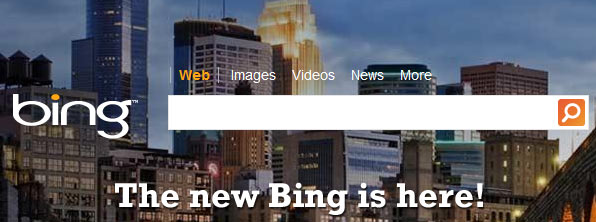 the new bing