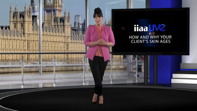 IIAA Live - How and Why Your Skin Ages