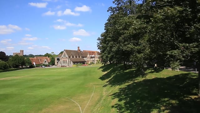 Headmasters welcome of Bradfield College Independent School in the heart of Berkshire