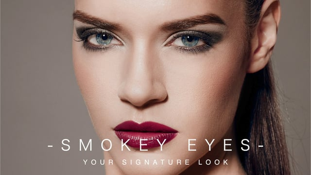 corp-'Smokey Eyes' - Jane Iredale 'How To' Video