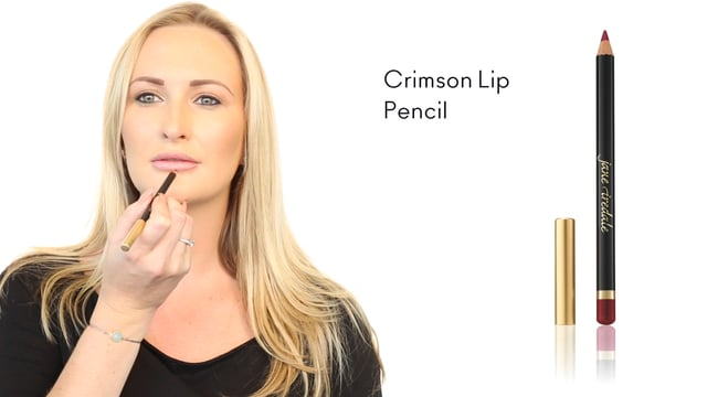 Explainer video Crimson Lip Pencil