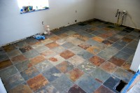 Laying Slate Tile | Tile Design Ideas
