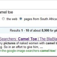The BlaBla Blog Now Ranked #1 in South Africa for Camel Toe Pictures!