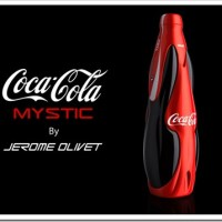 Mystic Coke - Concept Coca-Cola Bottle Design