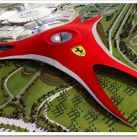 Ferrari World Theme Park Opens in Abu Dhabi