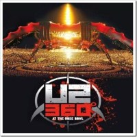 Win U2 360° Live at the Rose Bowl DVD
