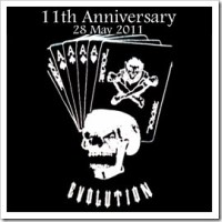 Evolution Motorcycle Club - Celebrating 11 Years of Biker Fun
