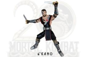 Jazwares Mortal Kombat 6&quot; Kano
