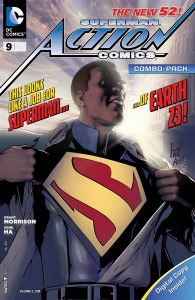 Action Comics #9